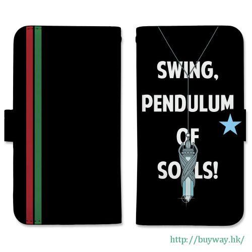 遊戲王 「Pendulum」158mm 筆記本型手機套 (iPhone6plus/7plus/8plus) Book-style Smartphone Case 158: Pendulum【Yu-Gi-Oh!】