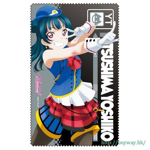 LoveLive! Sunshine!! 「津島善子」手機 / 眼鏡清潔布 HAPPY PARTY TRAIN Ver Cleaner Cloth: Yoshiko Tsushima HAPPY PARTY TRAIN Ver.【Love Live! Sunshine!!】