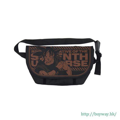 "龍珠 「孫悟空」郵差袋 ""Goku"" Messenger Bag【Dragon Ball】"