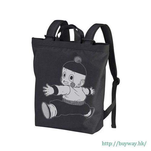龍珠 「餃子」黑色 背囊 Sayonara Ten-san 2way Backpack / BLACK【DragonBall】