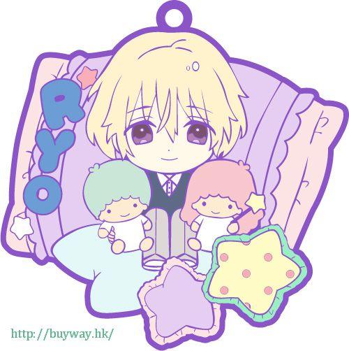 三麗鷗男子 「西宮諒」橡膠掛飾 Toy's Works Collection 2.5 Sisters Rubber Strap Nishimiya Ryo【Sanrio Danshi】
