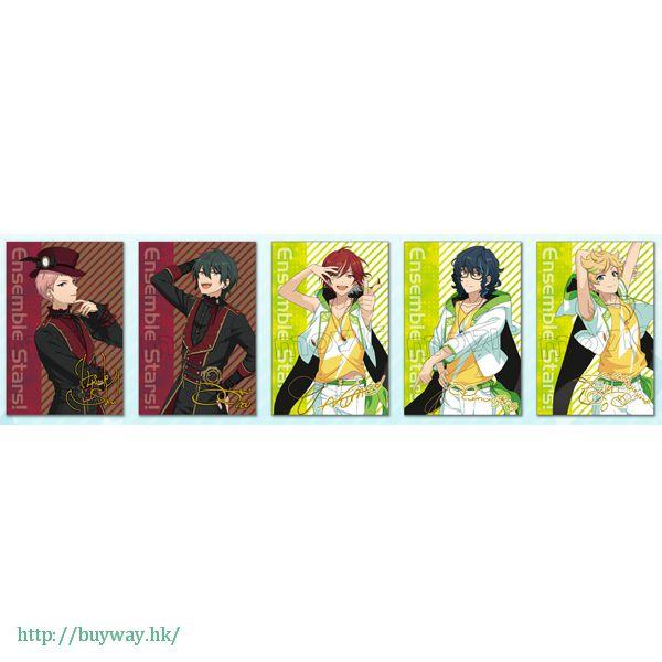 合奏明星 「Valkyrie + Switch」明信片 (5 枚入) Postcard Set Valkyrie & Switch (5 Pieces)【Ensemble Stars!】