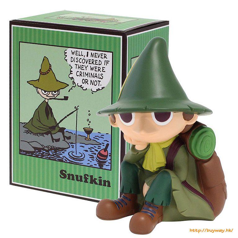 小肥肥一族 「史力奇」貯金箱 Savings Box Snufkin【Moomin】