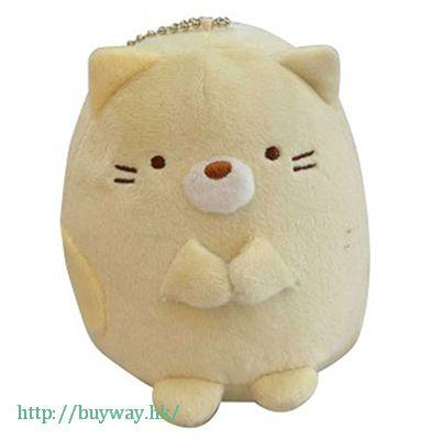 角落生物 「貓」捏捏 公仔 Pu-Pu- Plush Neko【Sumikko Gurashi】
