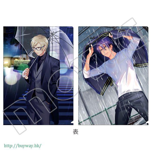 A3! 「古市左京 + 兵頭十座」文件套 第3回公演 (開花前) (1 套 2 款) 3rd Performance Clear File Set Sakyo Furuichi + Juza Hyodo (2 Pieces)【A3!】