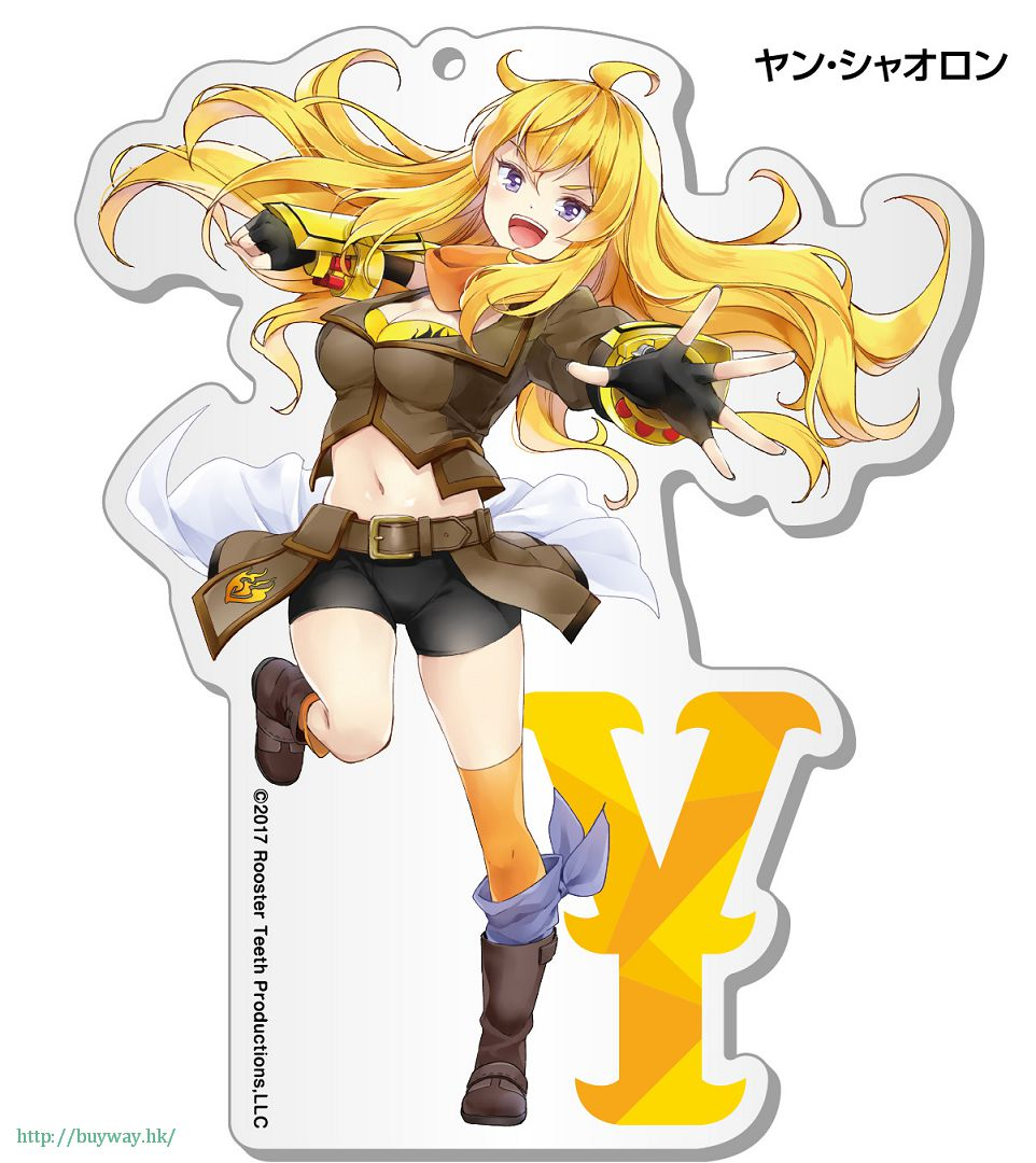RWBY 「陽小龍」100mm 亞克力企牌 Big Acrylic Stand 4 Yang【RWBY】