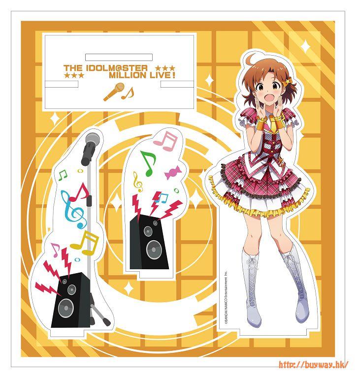 偶像大師 百萬人演唱會! 「矢吹可奈」角色企牌 Acrylic Chara Plate Yabuki Kana【The Idolm@ster Million Live!】