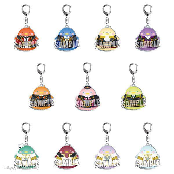 歌之王子殿下 ちゅんコレ 亞克力匙扣 (12 個入) ChunColle Acrylic Key Chain (12 Pieces)【Uta no Prince-sama】