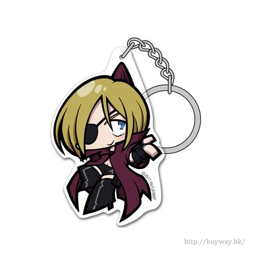 血界戰線 「K.K」亞克力 吊起匙扣 Acrylic Pinched Keychain: KK【Blood Blockade Battlefront】