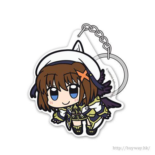 魔法少女奈葉 「八神疾風」亞克力 吊起匙扣 Acrylic Pinched Keychain: Hayate Yagami【Magical Girl Lyrical Nanoha】