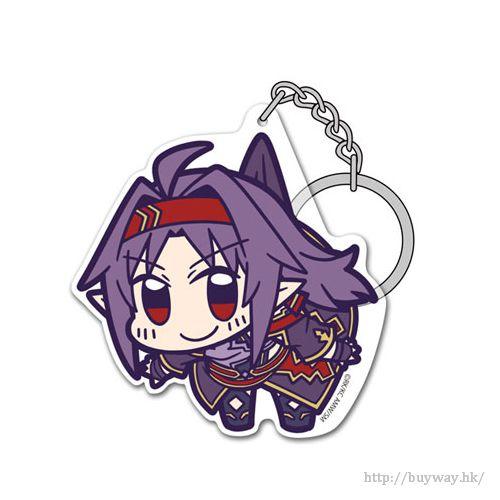 刀劍神域系列 「紺野木綿季」亞克力 吊起匙扣 Acrylic Pinched Keychain: Yuuki【Sword Art Online Series】