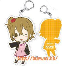 "K-On!輕音少女 「田井中律」""Animaru"" 限定匙扣 Animaru! Limited Illustration Acrylic Key Chain Ritsu【K-On!】"