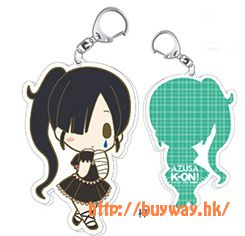 "K-On!輕音少女 「中野梓」""Animaru"" 限定匙扣 Animaru! Limited Illustration Acrylic Key Chain Azusa【K-On!】"