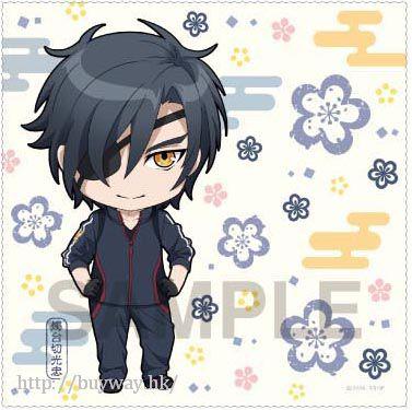 刀劍亂舞-ONLINE- 「燭台切光忠」多用途清潔布 Nendoroid Plus Multi Cloth Shokudaikiri Mitsutada【Touken Ranbu -ONLINE-】