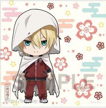 刀劍亂舞-ONLINE- 「山姥切國廣」多用途清潔布 Nendoroid Plus Multi Cloth Yamanbagiri Kunihiro【Touken Ranbu -ONLINE-】