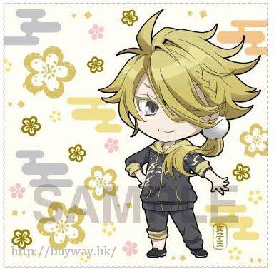 刀劍亂舞-ONLINE- 「獅子王」多用途清潔布 Nendoroid Plus Multi Cloth Shishiou【Touken Ranbu -ONLINE-】