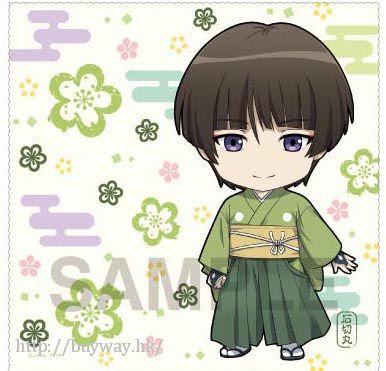 刀劍亂舞-ONLINE- 「石切丸」多用途清潔布 Nendoroid Plus Multi Cloth Ishikirimaru【Touken Ranbu -ONLINE-】