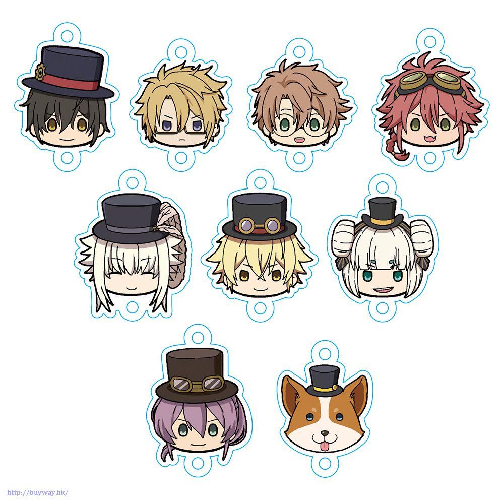 Code:Realize系列 匙扣 (9 個入) Renketsu! Churu Chara Key Chain (9 Pieces)【Code: Realize】