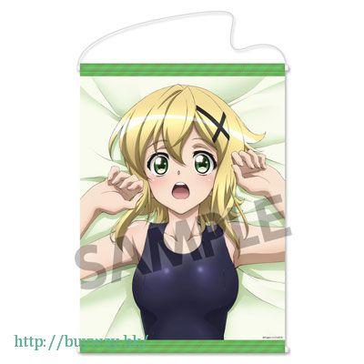戰姬絕唱SYMPHOGEAR 「曉切歌」泳裝 B2掛布 B2 Tapestry Maria Akatsuki Kirika【Symphogear】