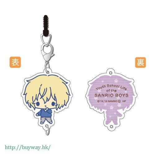 三麗鷗男子 「西宮諒」掛飾 Chain Collection Nishimiya Ryo【Sanrio Boys】