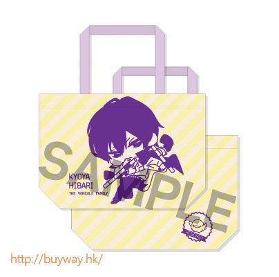 家庭教師HITMAN REBORN! 「雲雀恭彌」環保袋 Tote Bag B Hibari Kyouya【Reborn!】