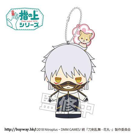 刀劍亂舞-ONLINE- 「鳴狐」Ver.2 指偶公仔 掛飾 Finger Puppet Series Ver. 2 Nakigitsune【Touken Ranbu -ONLINE-】