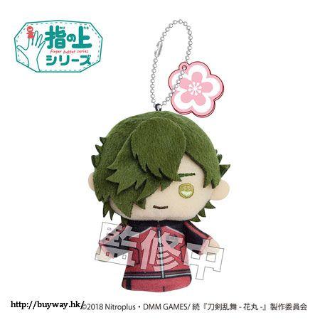 刀劍亂舞-ONLINE- 「鶯丸」Ver.2 指偶公仔 掛飾 Finger Puppet Series Ver. 2 Uguisumaru【Touken Ranbu -ONLINE-】