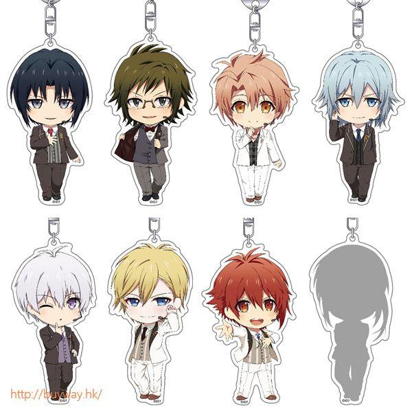 IDOLiSH7 Nendoroid Plus 亞克力匙扣 (8 個入) Nendoroid Plus Acrylic Key Chain (8 Pieces)【IDOLiSH7】