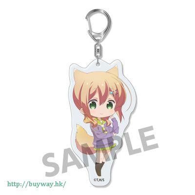 Slow Start 「十倉榮依子」亞克力匙扣 Acrylic Key Chain Tokura Eiko【Slow Start】
