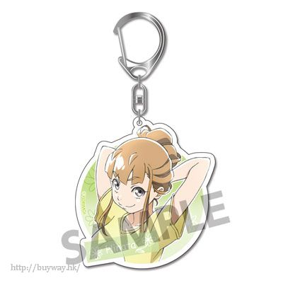 比宇宙更遠的地方 「三宅日向」亞克力匙扣 Acrylic Key Chain Miyake Hinata【A Place Further Than The Universe】