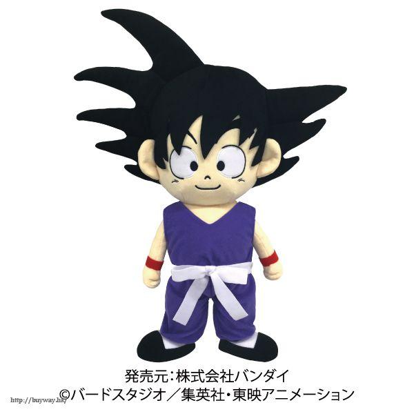 龍珠 「孫悟空」公仔 少年 ver. Son Goku -Boyhood- Plush【Dragon Ball】