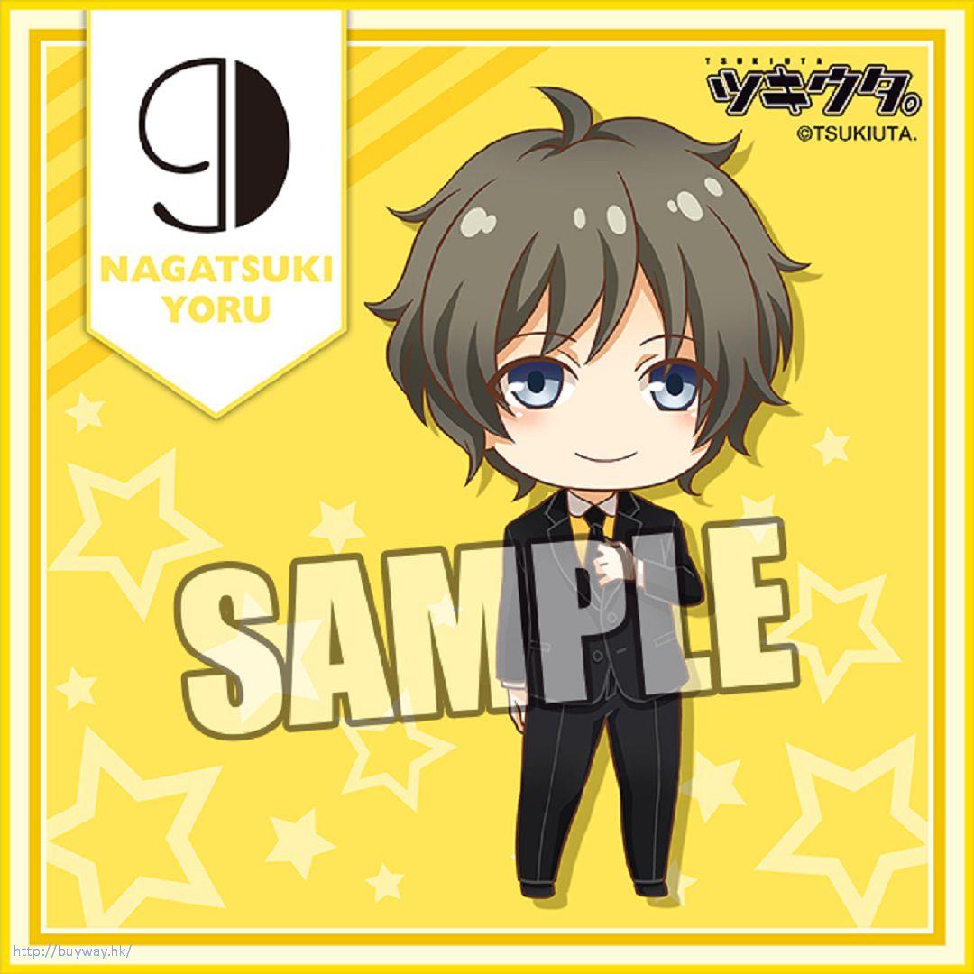 月歌。 (3 枚入)「長月夜 (9月)」超細纖維小毛巾 (3 Pieces) Microfiber Mini Towel Nagatsuki Yoru【Tsukiuta.】