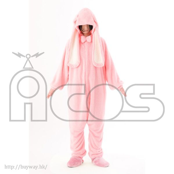 A3! (均碼)「佐久間咲也」賓尼兔睡衣 Usagi no Mokomoko Kigurumi Pajamas A Sakuya Ver. Free Size【A3!】