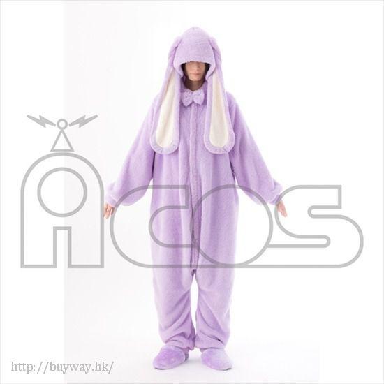 A3! (均碼)「茅ヶ崎至」賓尼兔睡衣 Usagi no Mokomoko Kigurumi Pajamas B Itaru Ver. Free Size【A3!】