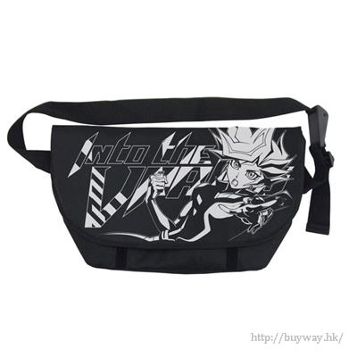 遊戲王 「藤木遊作」郵差袋 Messenger Bag: Playmaker【Yu-Gi-Oh!】