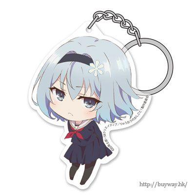 龍王的工作! 「空銀子」亞克力匙扣 Acrylic Keychain: Ginko Sora【Ryuoh no Oshigoto!】