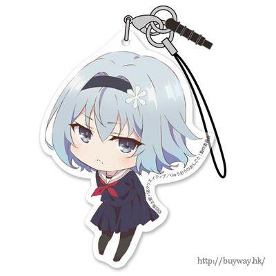 龍王的工作! 「空銀子」亞克力掛飾 Acrylic Strap: Ginko Sora【Ryuoh no Oshigoto!】