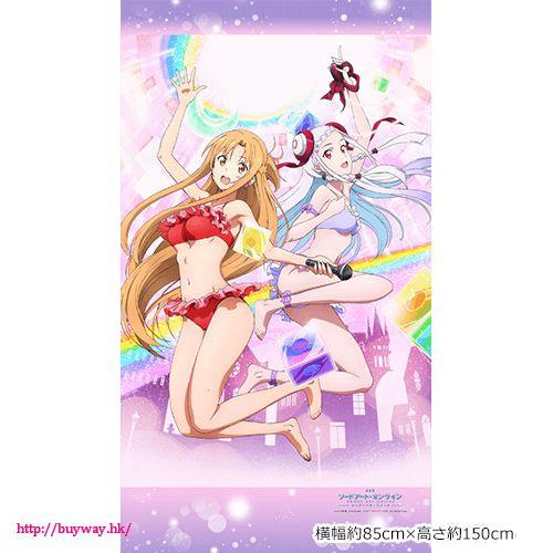 刀劍神域系列 「亞絲娜 + 尤娜」暖簾 Noren Asuna & Yuna【Sword Art Online Series】