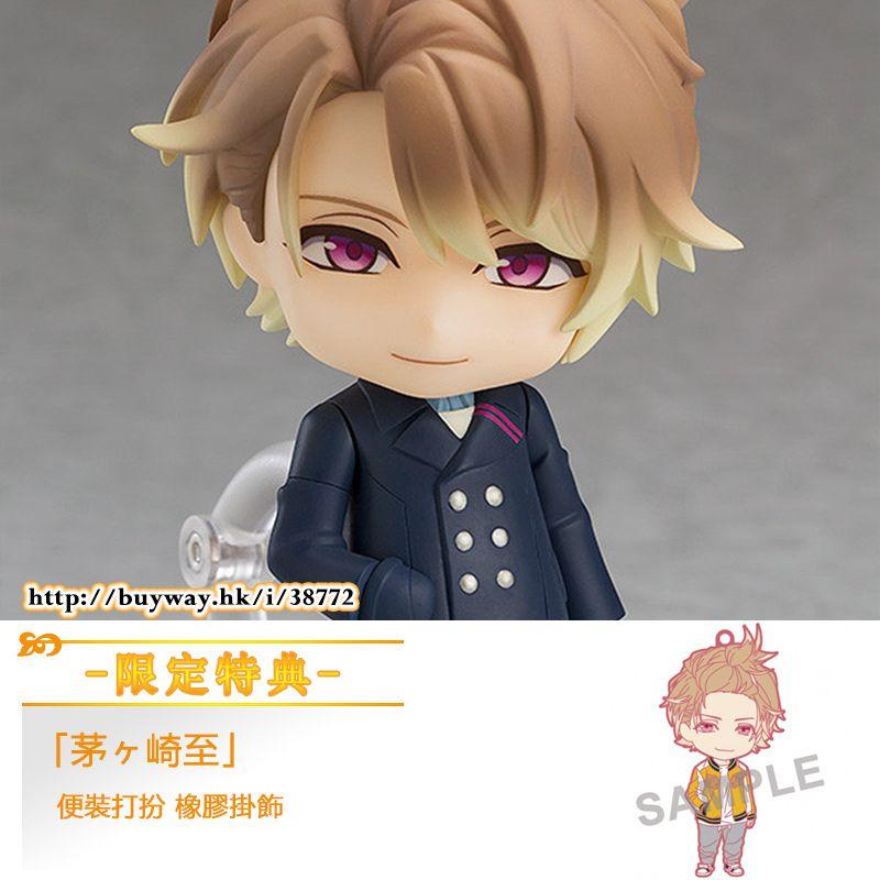 A3! 「茅ヶ崎至」Q版 黏土人 (限定特典︰便裝打扮 橡膠掛飾) Nendoroid Chigasaki Itaru ONLINESHOP Limited【A3!】