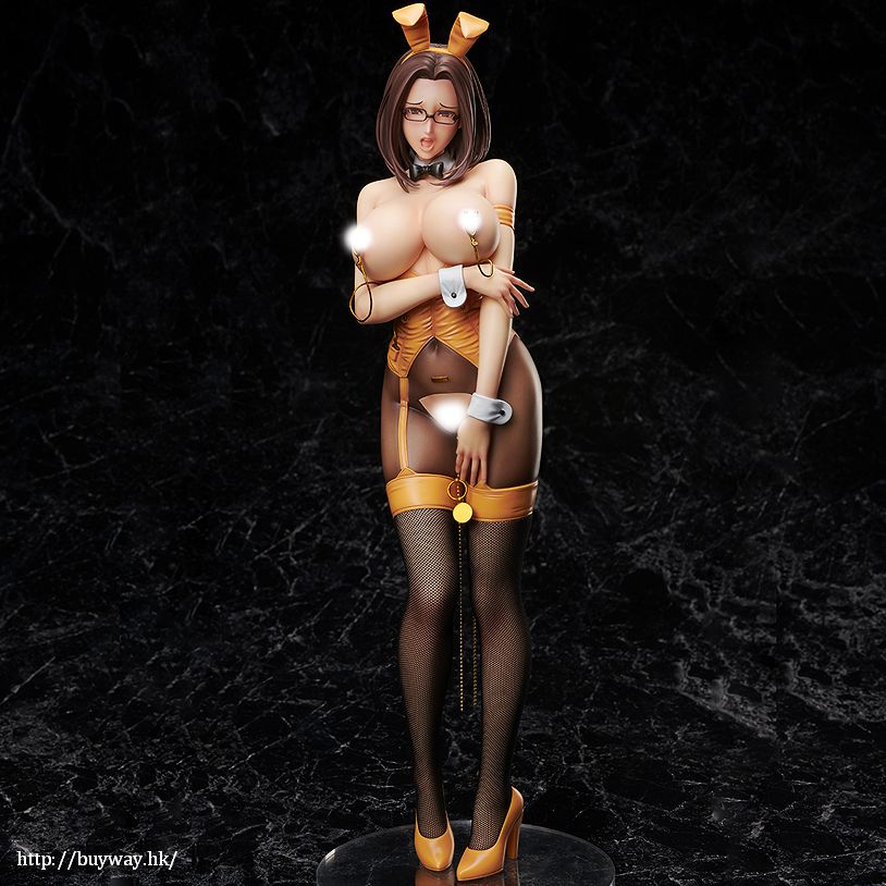 封面女郎 1/4「桑島優子」 1/4 Yuko Kuwashima NON VIRGIN Bunny Girl【Cover Girl】