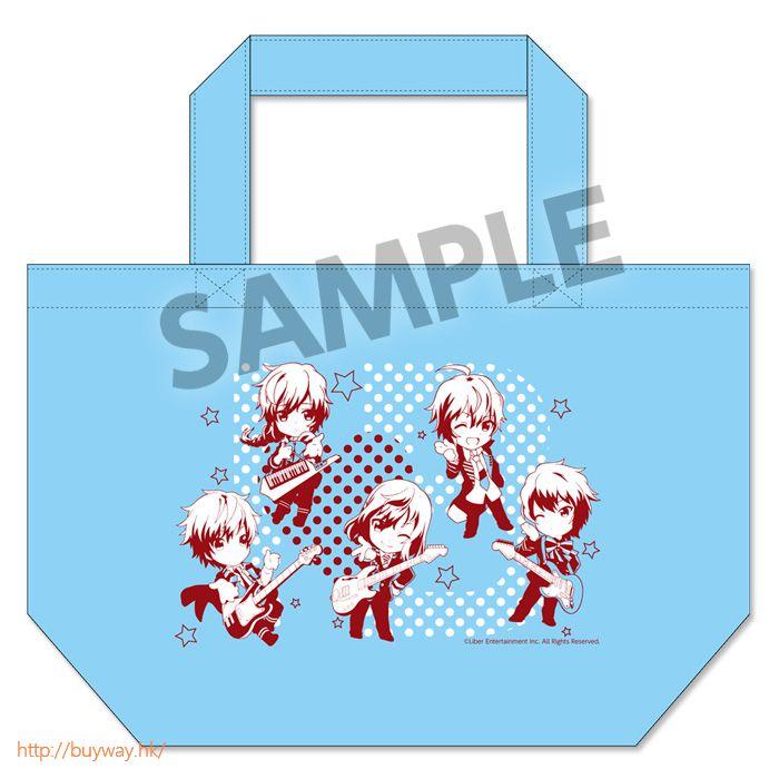 「I♥B」午餐袋《愛 chu | 愛☆Chu》 Lunch Tote Bag I♥B【I-chu | I☆Chu】