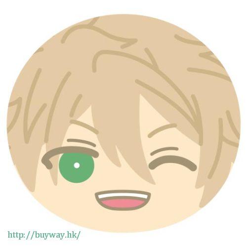 A3! 「三好一成」夏組 大豆袋 Big Omanju Cushion Summer Miyoshi Kazunari【A3!】