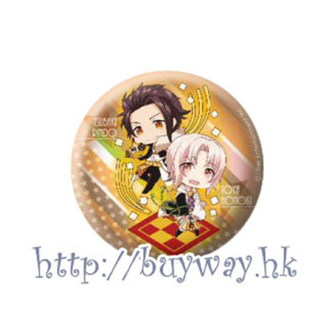 愛☆Chu 「天上天下」(A) 收藏徽章 Eformed Pon!to Can Badge「天上天下」(A)【I☆Chu】