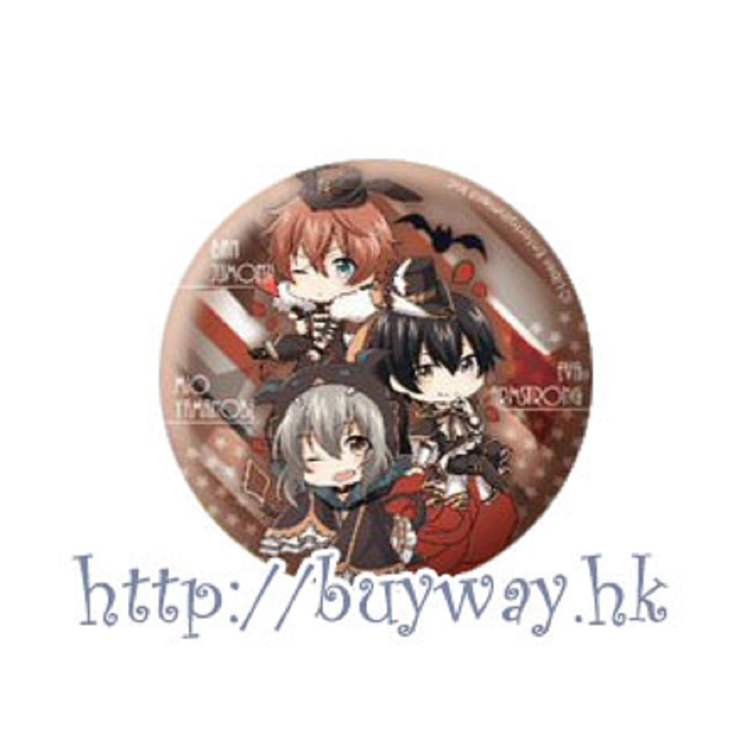愛☆Chu 「RE:BERSERK」收藏徽章 Eformed Pon!to Can Badge「RE:BERSERK」【I☆Chu】