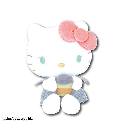 勇利!!! on ICE 「Hello Kitty」Yuri on Ice×Sanrio characters Café 限定 S 毛公仔 Yuri on Ice×Sanrio characters Plush Doll S Hello Kitty Café Style【Yuri on Ice】