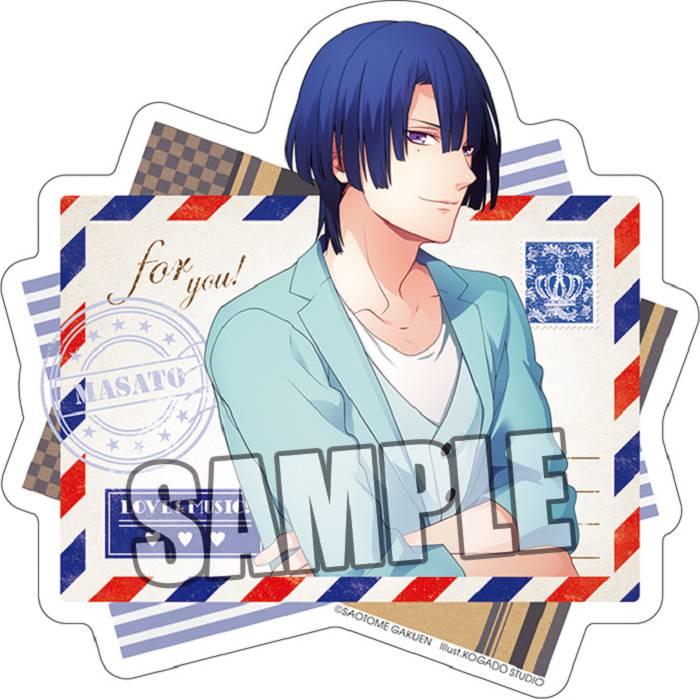 歌之王子殿下 磁石貼 聖川真斗 Magnet Sticker Hijirikawa Masato【Uta no Prince-sama】