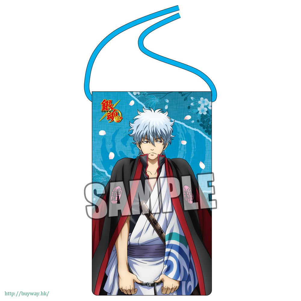 銀魂 「坂田銀時」防水手機袋 Drip Proof Smartphone Pouch Part. 2 Sakata Gintoki【Gin Tama】
