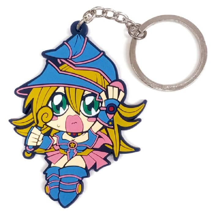 遊戲王 匙扣 黑魔導女孩 Tsumamare Key Ring Duel Monsters Black Magician Girl【Yu-Gi-Oh!】