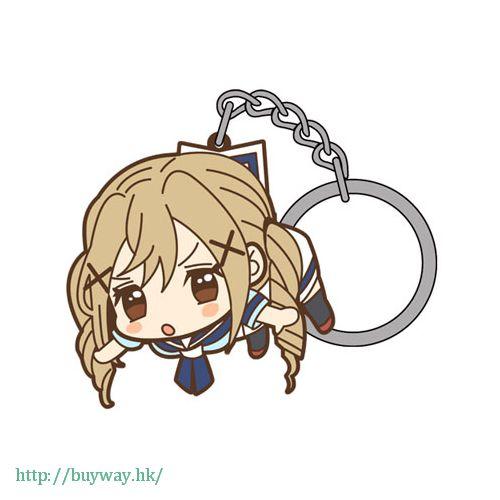 BanG Dream! 「市谷有咲」吊起匙扣 Pinched Keychain Arisa Ichigaya【BanG Dream!】