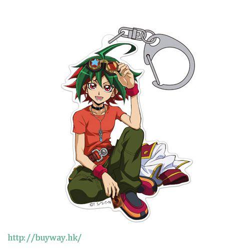 遊戲王 「榊遊矢」亞克力 匙扣 Acrylic Keychain Yuya Sakaki【Yu-Gi-Oh!】